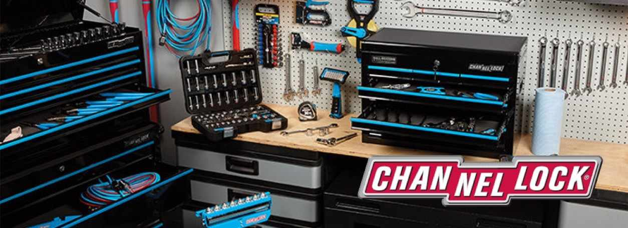 Channellock tools at Harrisons